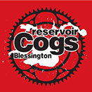 Reservoir Cogs Cycling Club Logo