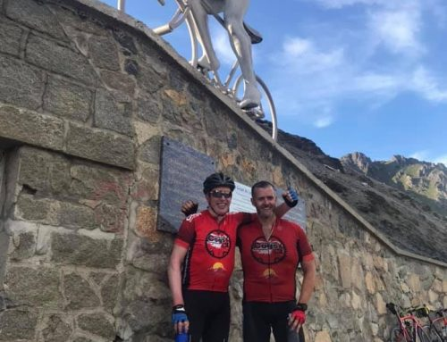 Reservoir Cogs Recky the Pyrenees ahead of Le Tour 2019